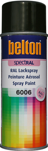 belton Lackspray RAL 6006 Grauoliv - 400ml Spraydose