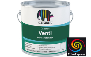 Caparol Capalac Venti Fensterlack 750ml