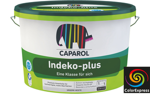 Caparol Indeko-plus 2,5 Liter | Patina 35