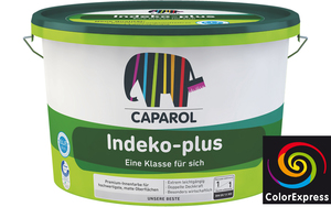 Caparol Indeko-plus 1,25 Liter | Orange 9