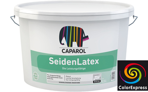 Caparol SeidenLatex 2,5 Liter | Orange 9
