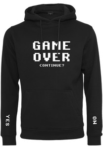 Hoody Urban Classics MT736  Game Over Kapuzenpullover