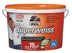 Düfa Superweiss plus K414