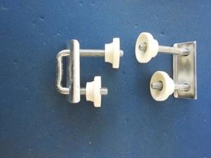 Heissner Z276*Druckregler mit Teichfigurenanschluss*Schlauchanschluss R1//2-3//4