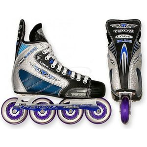 TOUR CODE BLUE INLINE HOCKEY SKATE