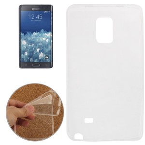 Samsung Galaxy Note Edge Transparent Case Hülle Silikon