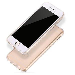 Crystal Case Hülle für Apple iPhone 6 Plus / 6s Plus Transparent Full Body