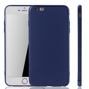 TPU Case für Apple iPhone 6 Plus / 6s Plus Blau