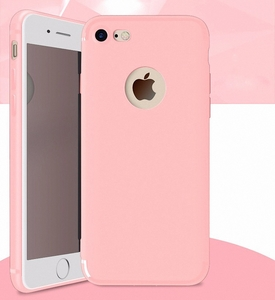 TPU Case für Apple iPhone 6 Plus / 6s Plus Rosa