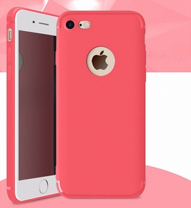 TPU Case für Apple iPhone 6 Plus / 6s Plus Pink