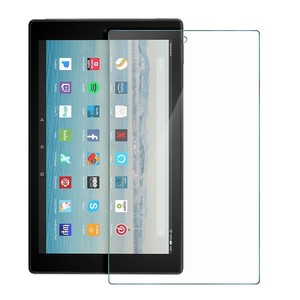 Amazon Fire HD-10 2017 Tablet Displayschutzfolie 9H Verbundglas Panzer Schutz Glas Tempered Glas