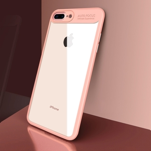 Ultra Slim Case für Apple iPhone 7 Plus / 8 Plus Handyhülle Schutz Cover Rose