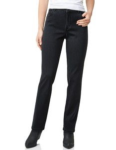 Pioneer - Damen 5-Pocket Jeans in der Farbe black rinse, Regular Fit, Betty (3098 6131 00)