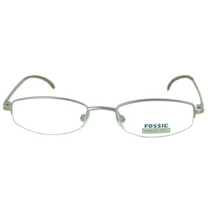 Fossil Brille Coco Palm silber OF1069040