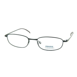 Fossil Brille Oxford schwarz OF1059001