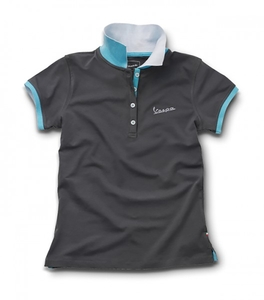 Original Vespa Damen Polo-Shirt