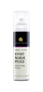 Solitaire Effekt Nubuk Pflege Spray, neutral 150 ml