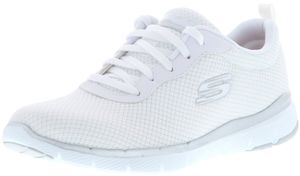 SKECHERS 13070WSL Appeal 3.0 First Insight Damen Sneaker weißsilber | Sneaker direkt bestellen