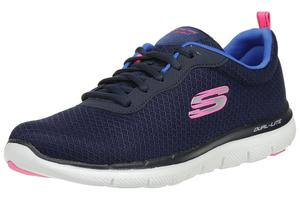 Skechers Flex Appeal 2.0 Newsmaker Damen Fitnessschuhe Lite Weight NVY