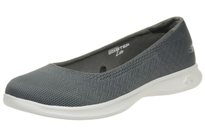 Skechers GO STEP Lite Solace Damen Sommerschuhe Slip On Slipper Ballerinas