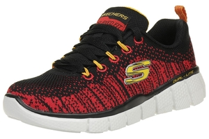 Skechers Jungen Baby Equalizer 2.0 Perfect Game Sneaker Schuhe BKRD
