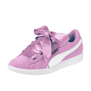 Puma Vikky Ribbon Junior Mädchen Damen Schuh Violett 367639 02 | 36 37 direkt bestellen