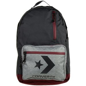 Converse Color Block Go Backpack Rucksack Laptop Unisex grau 40CCB55
