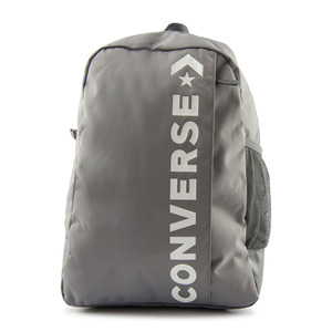Converse Speed 2 Backpack Rucksack Unisex Star Chevron grau  10008286-A03