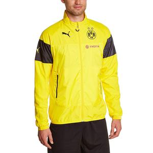 Puma BVB Bench Jacket Herren 750688 01 Borussia Dortmund