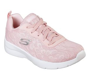 Skechers Sport Womens DYNAMIGHT 2.0 HOMESPUN Sneakers Women Pink
