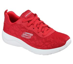 Skechers Sport Womens DYNAMIGHT 2.0 HOMESPUN Sneakers Women Rot