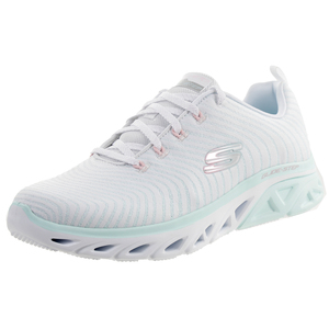Skechers Sport Womens GLIDE-STEP SPORT WAVE RUNNER Sneakers Women Weiß