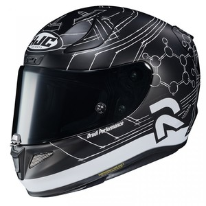 HJC RPHA 11 - IANNONE 29 Rep BLACK / MC5SF - Integralhelm / Sporthelm