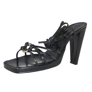 Red Bubble Verona Style 1071 Pumps Sandalen Damenschuhe schwarz B-Ware