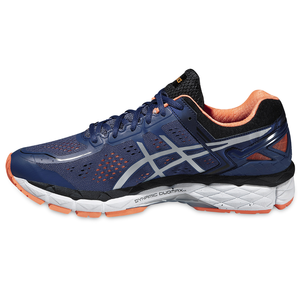 Asics Gel Kayano 22 Laufschuhe blau/orange