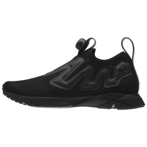 Reebok Pump Supreme Ultraknit ULTK All Black Sneaker Schuhe schwarz BS9521