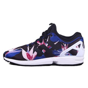 Adidas Originals Torsion ZX Flux NPS B34467 Sneaker blau/bunt Hawaiian flower