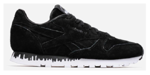 Reebok Classic CL Leather LTHR Naked LTD Sneaker schwarz/weiß V69845