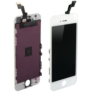 Display LCD Komplett Einheit Touch Panel für Apple iPhone 5S Weiß