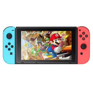 Premium 0,3 mm H9 Panzerfolie Schock Folie für Nintendo Switch Display Schutz