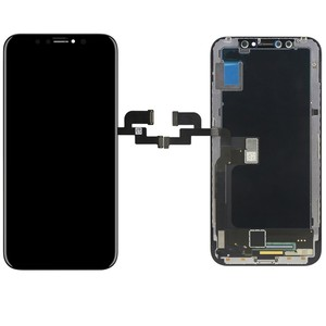 Display LCD Komplett Einheit Touch Panel für Apple iPhone X / 10 Schwarz