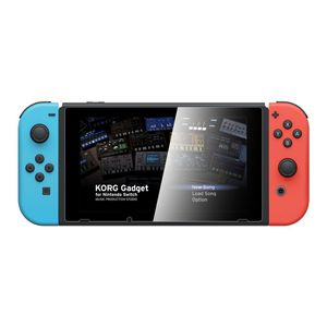 Premium 0,3 mm H9 Panzerfolie Schock Folie für Nintendo Switch NS Display Schutz