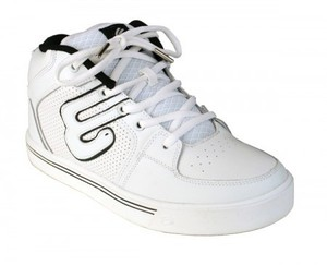 Elyts Schuhe Mid Top 2  Action Leder weiss