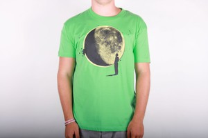Quiksilver T-shirt Moonstruck green