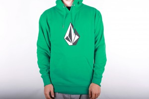 Volcom The Stone Basic Pullover Green