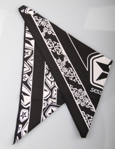 Sessions Womens Bandana Black Magic