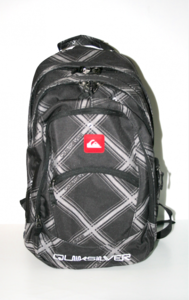 Quiksilver Gobg Goliath Backpack Black