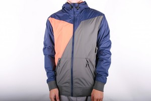 Volcom Jacket Temper Windbreaker Multi