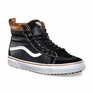 Vans Sk8-Hi MTE Black/ True White