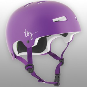 TSG Helmet Evolution Women - Satin Purple